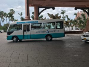 Atlantis Free Shuttle